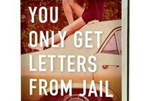 You Only Get Letters From Jail / Jodi Angel's second story collection, You Only Get Letters from Jail, chronicles the lives of young men trapped in the liminal space between adolescence and adulthood. Haunted by unfulfilled dreams and disappointments, and often acting out of mixed intentions and questionable motives, these boys turned young men are nevertheless portrayed with depth, tenderness, and humanity.  / by Tin House