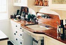 Decor - Kitchen / by Mira Breland