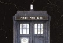 Madman with a Box / My general geekery/fandom board (Talk Nerdy to Me) had accumulated over 3,000 pins, so I figured it was time to separate it out into smaller chunks. This board is for Whovians and Wholigans alike, and contains all things Doctor Who.  / by Sessha Kaelar-Straw