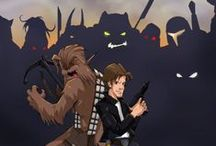 May the Force be with you! / Star Wars / by Ron Bailey