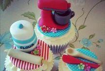(:Cupcakes:) / by Ashley Bradburn