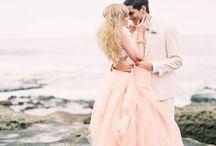 Blush Wedding inspiration / by Liz Smith