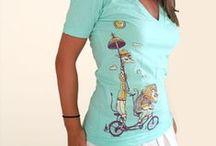Tshirts, tees, screen printing / t-shirts, mustaches, screenprint, tees, cool t-shirts, artsy t-shirts / by Fuzzy Ink