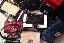 Les sacs, sacoches, bourses, pochettes..... / by cassandre jewellery