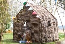 Playhouses / Over-the-top and unusual playhouses around the world! / by Puddles Collection