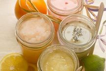 Smell Good Stuff / Homemade scrubs, soaps, lotions and potions... / by Distinctively Hooked