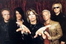 Aerosmith / by Selina Williams