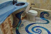 Bathroom / by Fran Stowe