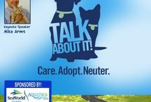 Animal rescue organizations: please add any others you know, local, state or national. / by Chris Swilling