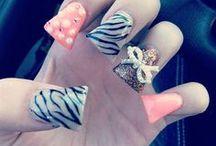 Nails  / by .♕.♥ KIMBERLY ♥.♕.