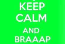keep calm and... / by Mindy Davis