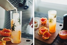Cheers! / A collection of inspiring drink recipes for all occasions! / by WhiskedAwayGF