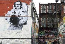 Street art / by Claudia Giraud