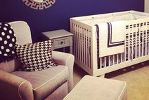 Baby Boy Nursery / by Heather Naumann Clifton