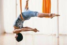 Fly Yoga / by Alina Sharoiko