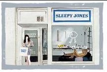 Sleepy Jones x The Hole / 312 Bowery, NYC. Tuesday - Saturday 11am - 7pm / Sunday 12pm - 6pm  / by Sleepy Jones