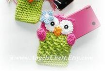 crochet and knit / by Christin Friedrich