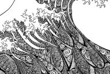 Zentangle / by Diane Lightburn