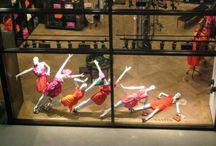 Window display / by Tomoko Seki