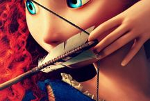 Pixar Brave / If you had a chance to change your fate, would you? / by Natalie Chiasson