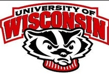 Wisconsin Badgers / by Jessica May