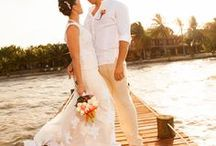 Belize Destination Weddings - Robert's Grove Beach Resort. / Whether you want a private ceremony for just you and your partner, or if you want to bring family and friends, Robert's Grove Beach Resort, Placencia Belize, is the perfect location for your beach wedding. http://www.robertsgrove.com/belize-wedding-packages / by Robert's Grove Beach Resort = 5 Star Padi Diving