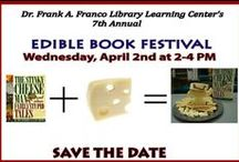 Edible Book Festival / Sign up for the Edible Book Festival on April 2, 2014 at the Franco Library! / by Alvernia Library