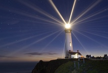Lighthouses!!! Love!!! / by Gina Johns