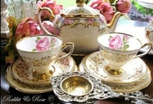 ~  Let's Tea Party  ~ / by Audrene Lowe