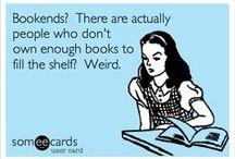 Books <3  / by Ashley Crawford
