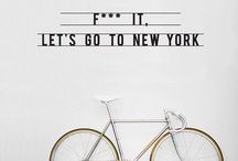 NYC / All things New York + I'm happy you love this board and New York!  Good Pinterest feng shui = 10 PINS ONLY Thank you! / by Pat Novak