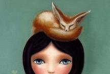 Little Foxes / by Dominika Gorecki