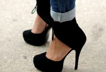Shoes Shoes, OMG Shoes!  / by Regine Nehy