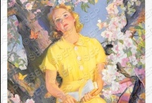 Spring / Spring recipes, activities, classic covers, and more! / by Saturday Evening Post