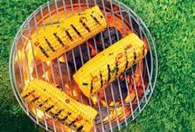 Grilling Recipe (Smorgas)Board / Our favorite open-fire recipes! / by Saturday Evening Post