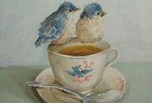 BLUEBIRDS / by Gerry Ward