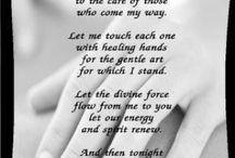 Massage / Holistic massage  / by Margaret Corfield