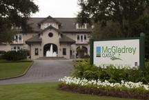 The McGladrey Classic - 2012 / Hosted by Davis Love III, The McGladrey Classic is an official PGA TOUR golf tournament held on the Seaside golf course at Sea Island Golf Club on St. Simons Island, Georgia / by Sea Island
