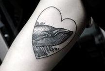 Tattoo inspirations / by Agata Andruszkiewicz