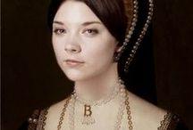 Anne Boleyn / by Sandy Nicholson
