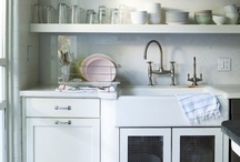 Cottage Kitchen / by Barb Priestley