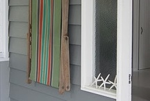 Cottage Porch / by Barb Priestley