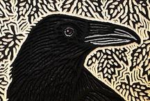 My Animal Totem / crows and ravens speak to me / by Barb Priestley