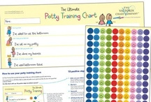 Potty Training / We have provided our tips to help make your potty training a success for both you and your child.   / by Victoria Chart Company