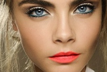 Make up, Hair and Beauty / by Janine Mijango