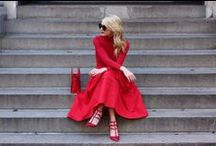 Pop of Color / by INTERMIX