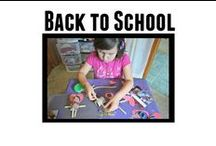 Back to School / by LaVonne Long