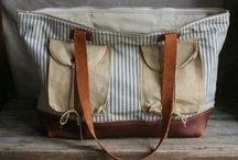 Carry All / Bags and totes big enough to carry everything and anything / by Barb Priestley