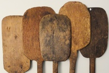 Loving Spoonful & Boards / ~there's nothing like cooking with a proper wooden spoon~ / by Barb Priestley