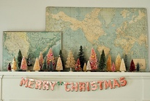 Cottage Christmas / ~just a touch of simple~ / by Barb Priestley
